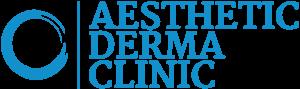 aesthetic derma clinic logo