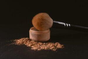Powdered Bronzer